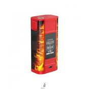 MOD JOYETECH CUBOID TAP 228W RED FIRE