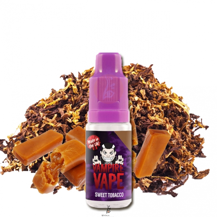 ELIQUID VAMPIRE VAPE SWEET TOBACCO 10ML/0mg