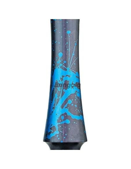 mastil-cachimba-voodoo-smoke-blue