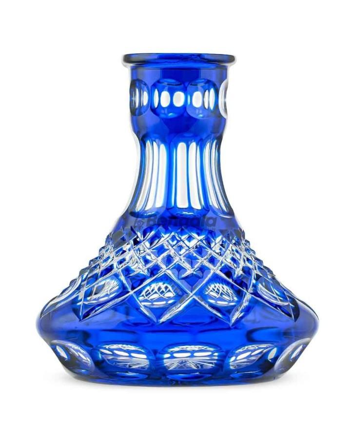 bohemian-mini-pyramis-hookah-base-blue