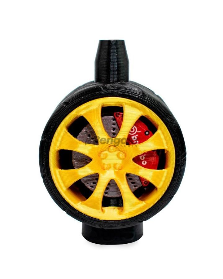 tire-3d-mouthpiece-gold