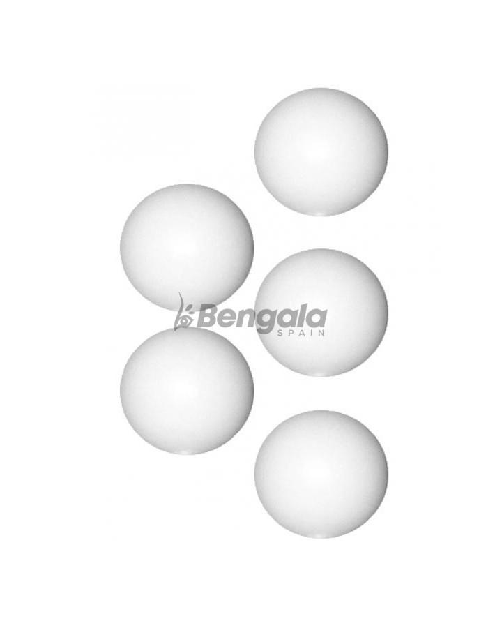 5 bolas de purga 11mm
