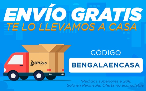 Envio gratis BengalaSpain